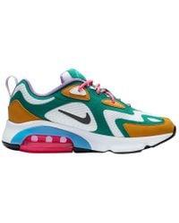 Nike Multicolor Air Max 200 Sneaker