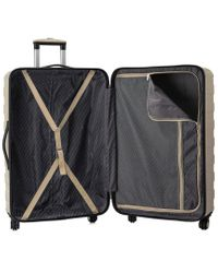 Elite Luggage Blue Cypress 2pc Hardside Luggage Set