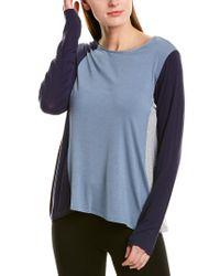 Donna Karan Blue Sleepshirt