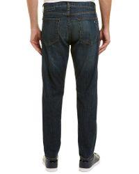 Rag & Bone - Blue Fit 2 Knightsbridge Slim Leg for Men - Lyst
