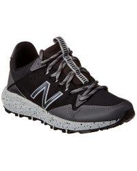 New Balance Black Fresh Foam Sneaker