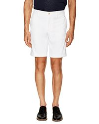 J.Lindeberg - White Eloy Micro Stretch Shorts for Men - Lyst