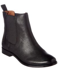 Frye Black Women's Anna Chelsea Boot