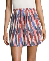 Isabel Marant - Multicolor Jupe Hanoi Skirt - Lyst