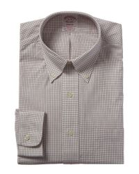 Brooks Brothers Red 1818 Madison Fit Dress Shirt for men