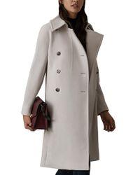 Reiss Multicolor Coat