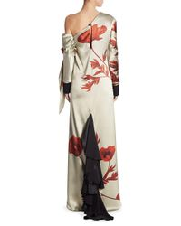 Johanna Ortiz Multicolor La Gitanilla Gown