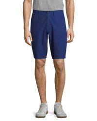 Life After Denim - Blue Maldives 4-pocket Shorts for Men - Lyst