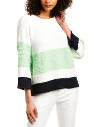 Vince Camuto Green Sweater