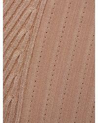 Jason Wu Pink Asymmetric Ribbed Top