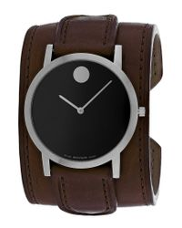 Movado Black Classic Watch for men