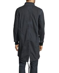 Publish | Black Stand-collar Woven Jacket for Men | Lyst