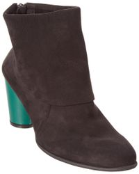 Arche Black Klozie Ankle Boot