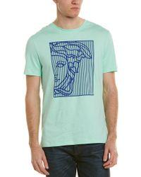 Versace Blue T- Shirt for men