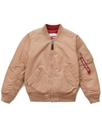 Alpha Industries Multicolor 1 Blood Chit Flight Jacket