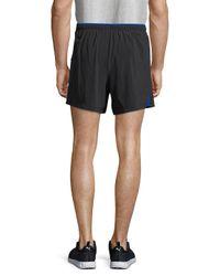 New Balance - Blue Impact Track Shorts for Men - Lyst