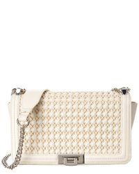 Sam Edelman Multicolor Helen Leather Shoulder Bag