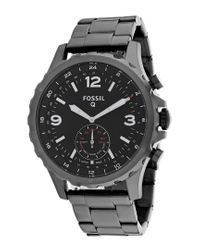 Fossil Multicolor Nate Smartwatch Watch