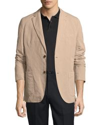 Thomas Pink Multicolor Maldives Solid Sportcoat for men