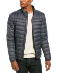 Tommy Hilfiger Black Natural Down Jacket for men