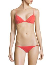 Melissa Odabash - Multicolor Bikini Top - Lyst