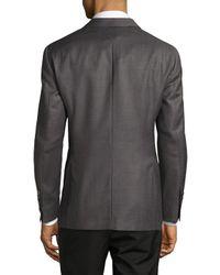 Todd Snyder Gray Mayfair-fit Woolen Blazer for men