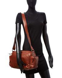 Isabel Marant Brown Sac Jour Capone Shoulder Bag