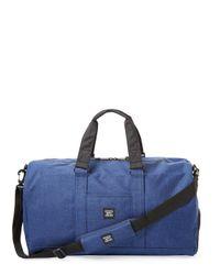Herschel Supply Co. - Blue Novel Duffel Bag for Men - Lyst