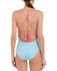Chaser Blue Camels One-piece