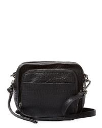 Kooba - Black Milford Leather Crossbody Bag - Lyst