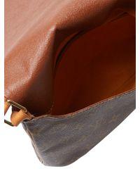 Louis Vuitton - Brown Vintage Monogram Ab Musette Salsa Crossbody Bag - Lyst