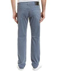 AG Jeans The Graduate Sulfur Dusty Blue Tailored Leg for men