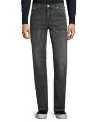 Hudson Multicolor Byron Straight-leg Jeans for men