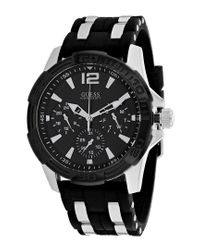 Guess Black Classic Watch for men