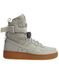 Nike Multicolor Sf Af1 Leather Sneaker