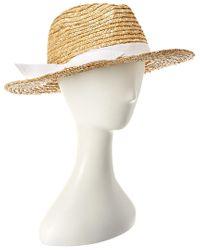 Hat Attack White Summer City Rancher