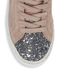 Dolce Vita Multicolor Xylon Leather Sneakers