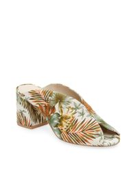 Seychelles - Multicolor Love And War Mule - Lyst