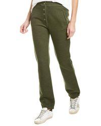 Rag & Bone Green Sailor Pant