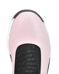 Pinko Multicolor Magnolia Slip-on Sneakers