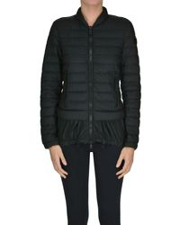 Peuterey - Black Quilted Lightweight Down Jacket - Lyst