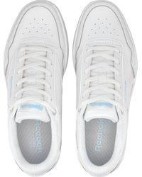 Reebok White , Sneaker Royal Techque