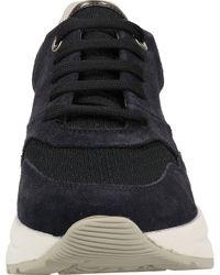 Geox Blue , Sneaker
