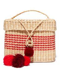 Nannacay Multicolor Baby Roge Mini Box Bag