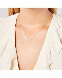 Jennifer Meyer - Multicolor Xo Necklace - Lyst