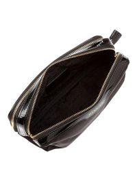 Anya Hindmarch Black Small Make Up Bag