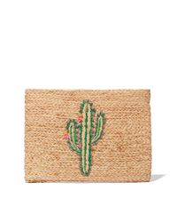 Hat Attack - Multicolor Whimsical Clutch Handbag - Lyst