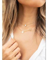 Gorjana & Griffin Metallic Super Star Necklace