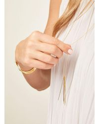Gorjana & Griffin - Metallic Josey Long Adjustable Necklace - Lyst