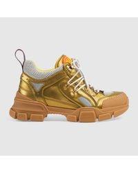 Gucci グッチ〔フラッシュトレック〕 ウィメンズ スニーカー Multicolor